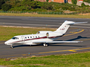 D-BEEP - Private Cessna 750 Citation X