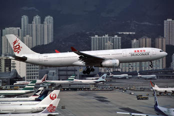 B-HYA - Dragonair Airbus A330-300