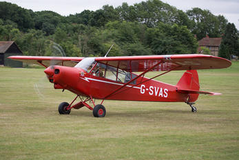 G-SVAS - The Shuttleworth Collection Piper PA-18 Super Cub
