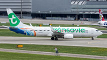 PH-HSR - Transavia Boeing 737-800 aircraft