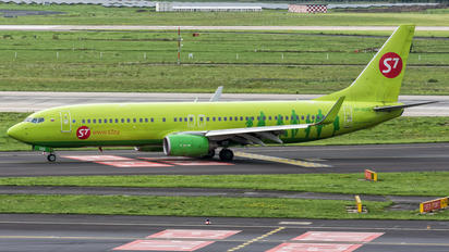 VP-BUG - S7 Airlines Boeing 737-800