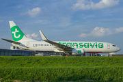 PH-HXF - Transavia Boeing 737-800 aircraft