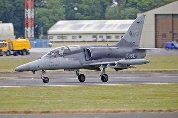 6060 - Czech - Air Force Aero L-159A  Alca