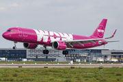 TF-SKY - WOW Air Airbus A321 NEO aircraft