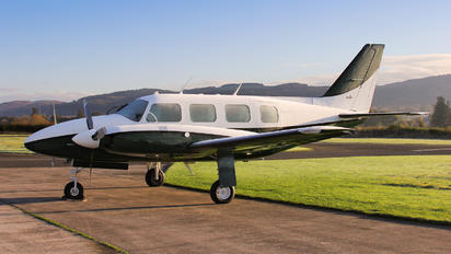 N3544M - Private Piper PA-31 Navajo (all models)