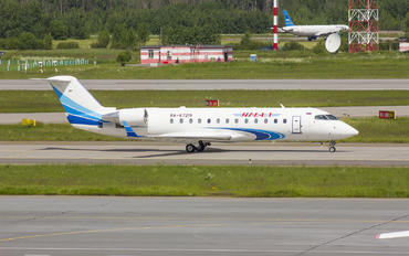 RA-67219 - Yamal Airlines Canadair CL-600 CRJ-200