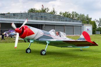 LY-AKU - Private Yakovlev Yak-50