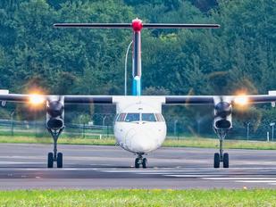 LX-LQC - Luxair de Havilland Canada DHC-8-402Q Dash 8