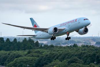 C-GHPU - Air Canada Boeing 787-8 Dreamliner