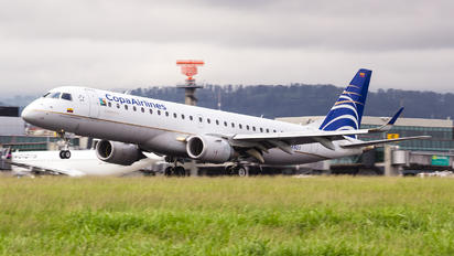 HK-4601 - Copa Airlines Embraer ERJ-190-100 Lineage 1000