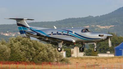 OK-PCD - Private Pilatus PC-12