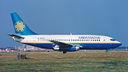 Ambassador Airways - Boeing 737-200 G-BAZH