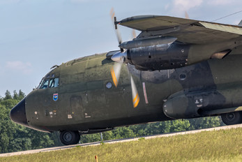 50+61 - Germany - Air Force Transall C-160D