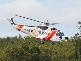 EC-FVO - Spain - Coast Guard Sikorsky S-61N