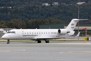 OY-RJC - Global Reach Aviation Canadair CL-600 CRJ-200