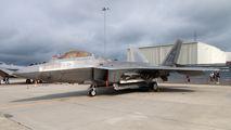 02-4040 - USA - Air Force Lockheed Martin F-22A Raptor aircraft