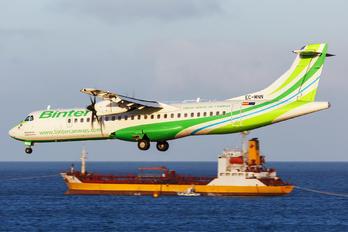 EC-MNN - Binter Canarias ATR 72 (all models)