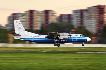 UR-BXC - Motor Sich Antonov An-24