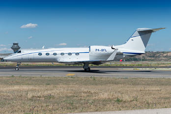 P4-BFL - Private Gulfstream Aerospace G-IV,  G-IV-SP, G-IV-X, G300, G350, G400, G450