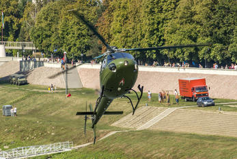 101 - Hungary - Air Force Eurocopter AS350 Ecureuil / Squirrel