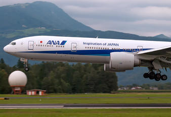 JA782A - ANA - All Nippon Airways Boeing 777-300ER