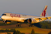 A7-ALL - Qatar Airways Airbus A350-900 aircraft
