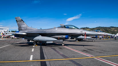 92-0905 - USA - Air Force General Dynamics F-16C Fighting Falcon