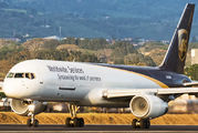 N468UP - UPS - United Parcel Service Boeing 757-200F aircraft