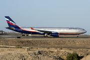 VP-BDD - Aeroflot Airbus A330-300 aircraft