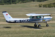 HB-CGK - Private Cessna 152 aircraft