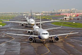 VT-IFL - IndiGo Airbus A320