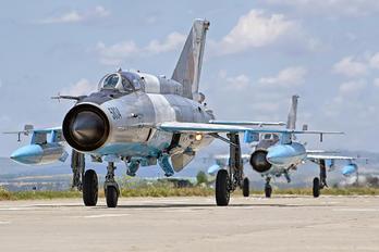 5834 - Romania - Air Force Mikoyan-Gurevich MiG-21 LanceR C