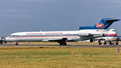 YU-AKE - JAT - Yugoslav Airlines Boeing 727-200 (Adv)