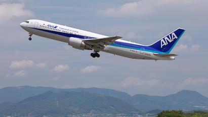 JA607A - ANA - All Nippon Airways Boeing 767-300ER