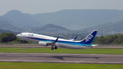 JA74AN - ANA - All Nippon Airways Boeing 737-800