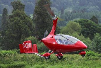 G-CIYU - Private Rotorsport Calidus