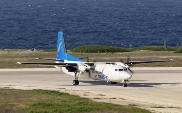 PJ-KVM - Insel Air Fokker 50