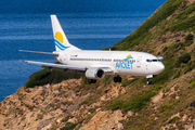 YU-ANJ - Aviolet Boeing 737-300 aircraft