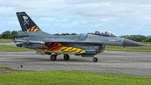 FA-94 - Belgium - Air Force General Dynamics F-16A Fighting Falcon aircraft