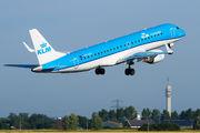 PH-EZG - KLM Cityhopper Embraer ERJ-190 (190-100) aircraft