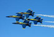 - - USA - Navy : Blue Angels - Airport Overview - Aircraft Detail aircraft