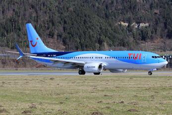 G-TAWF - TUI Airlines UK Boeing 737-800