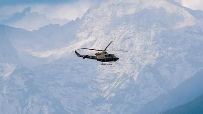 H2-38 - Slovenia - Air Force Bell 412