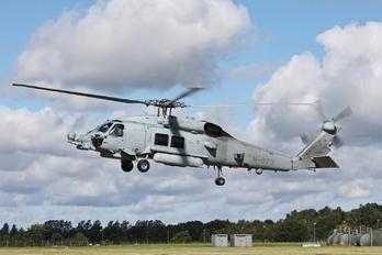 N-973 - Denmark - Air Force Sikorsky MH-60R Seahawk