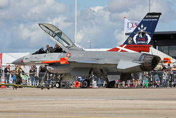 ET-210 - Denmark - Air Force Lockheed Martin F-16B Block 20 MLU