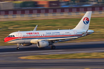 B-6459 - China Eastern Airlines Airbus A319