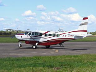 LV-CDS - Argentina - Government Cessna 208 Caravan