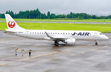 JA245J - J-Air Embraer ERJ-190 (190-100)