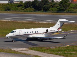 CS-CHD - NetJets Europe (Portugal) Bombardier BD-100 Challenger 350 series