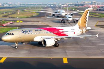 A9C-AD - Gulf Air Airbus A320